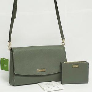 Kate Spade Laurel Way Crossbody Clutch & Wallet